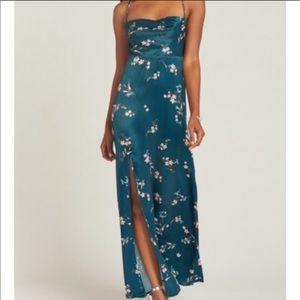 Show Me Your Mumu Winslet Cowl Maxi Dress
